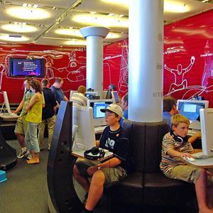 Интернет-кафе Кичменгского Городка