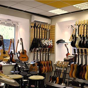 Музыкальные магазины Кичменгского Городка