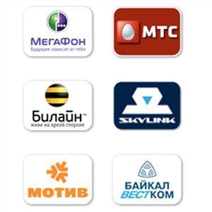 Операторы сотовой связи Кичменгского Городка