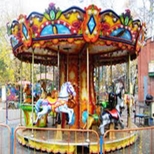 Парки культуры и отдыха Кичменгского Городка