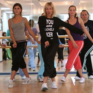 Школы танцев Кичменгского Городка