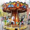 Парки культуры и отдыха в Кичменгском Городке