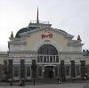 Железнодорожные вокзалы в Кичменгском Городке