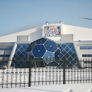 Спортивные комплексы Кичменгского Городка