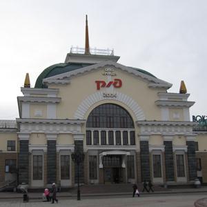 Железнодорожные вокзалы Кичменгского Городка